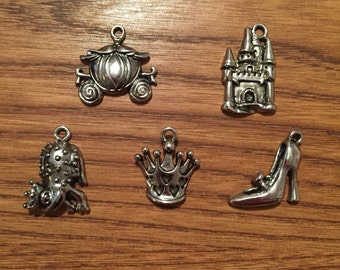Add on: Princess Themed Charms!