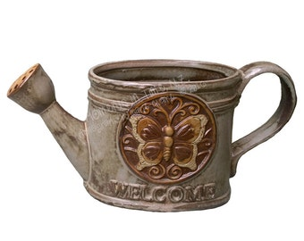 MIT Pottery Watering Can