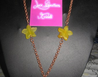 Necklace star shape