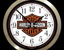 beliebte artikel f r harley davidson logo auf etsy. Black Bedroom Furniture Sets. Home Design Ideas