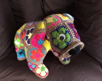 African Flower Bulldog
