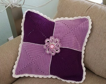 Spruce up your house with these hand crafted pillows. Sophisticated designs that will bring life to your home décor ""