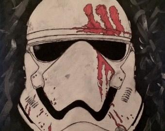 Finn-Star Wars:Force awakening