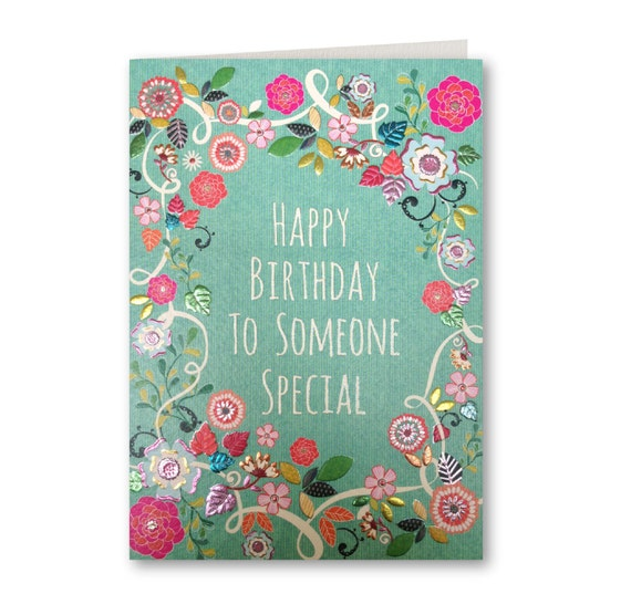 30% Off Happy Birthday Someone Special Someone Special