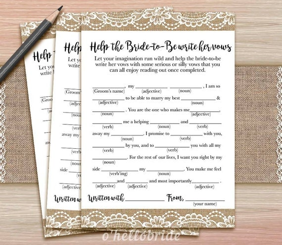Help for essay write vows game