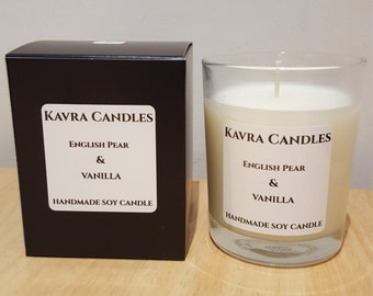 Luxury Soy Candle