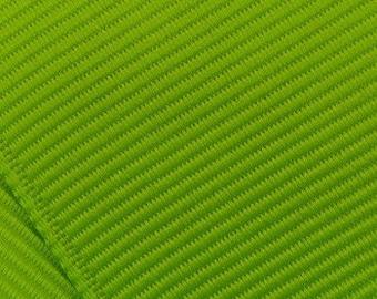 Lime Green Grosgrain Ribbon     (05-##-S-263)