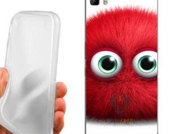 Huawei case cover red mosterper p8 lite