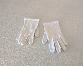 Tea Party Gloves Etsy