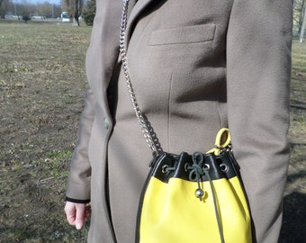 Yellow-Black Bag
