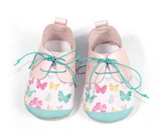 Shoe baby skin