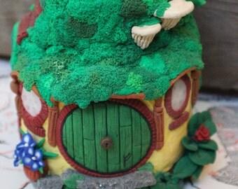 Polymer Clay Hobbit House