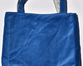 Reversible reusable bag