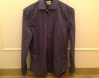 Geometric printed shirt size M