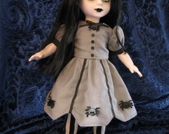 Living Dead Doll I <3 Spiders Dress