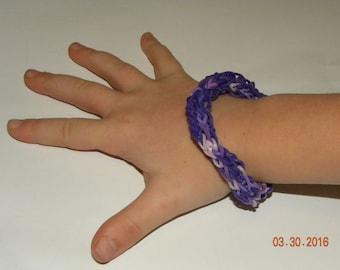 Rubber Band Hexo Bracelet