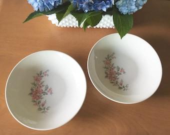 French Saxon Soup Bowl - Set of 2