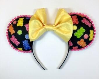 Gummy Bear Candy Mouse Ears