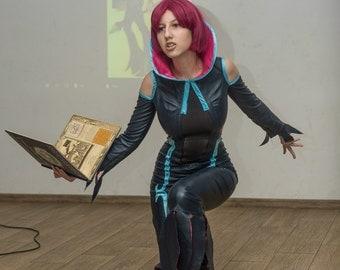 Enchantress overall  costume - Dragon nest cosplay