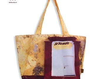 """Tote Bag (Large) """"Capas de Historia"""""""
