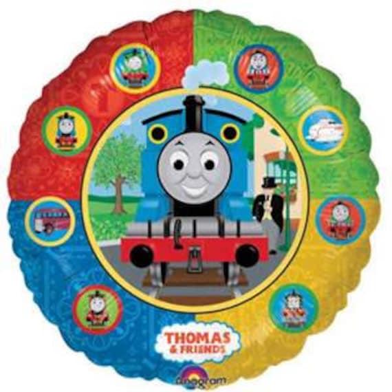 Thomas the Tank Engine Birthday Balloons, Thomas Train ...