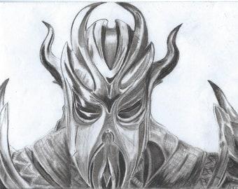 Miraak from Skyrim