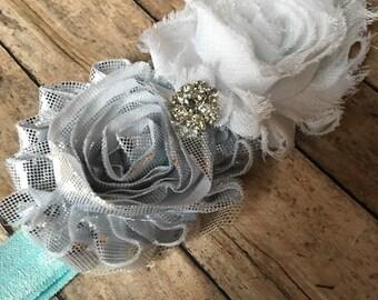 Frozen headband-baby headband-newborn headband-adult headband