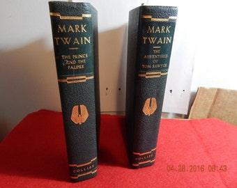 Mark Twain 1920 & 1921