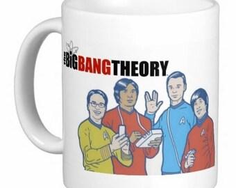 The Big Bang Theory Mug
