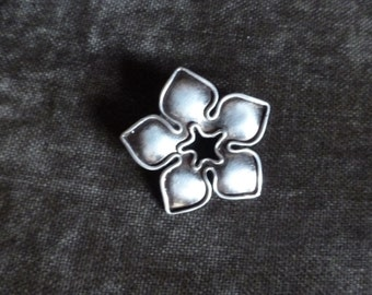 "Vintage brooch ""Flower"""