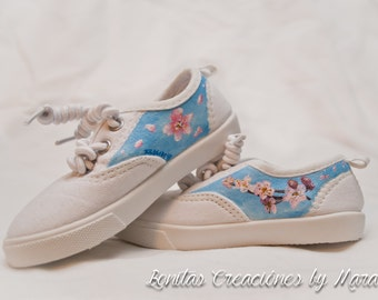 Cherry Blossom Girl Shoes