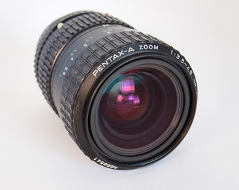 Pentax-A 28-80mm Zoom with Macro - G