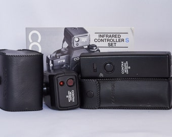 Contax Infrared Remote Control Set