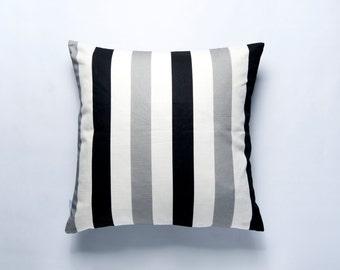Midi Stripe Printed Cushion