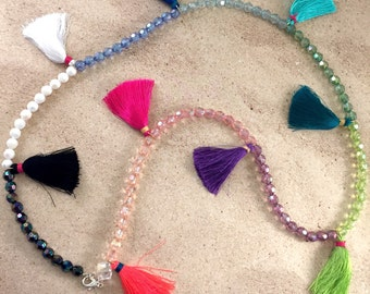 Necklace - Spring Colors