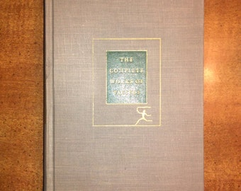 1942 The Complete Works of Tacitus Vintage Book