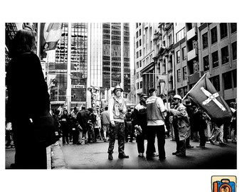 May Day Rally, Sydney NSW 2002