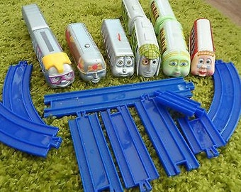 Vintage Underground Ernie - Trains, Track & Vehicles Pull Back and Go Toys