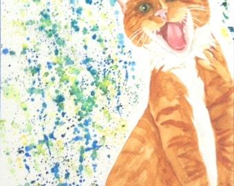 """Ginger Cat """"Jackson"""""""