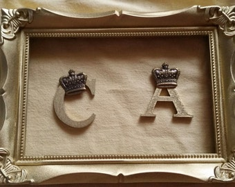 Decorative letters and Frames