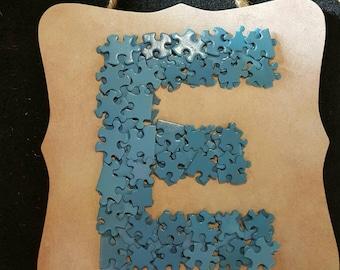 """Puzzle Initial """"E"""""""