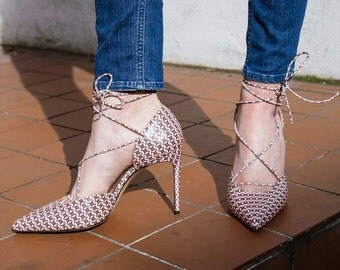 Bionda Castana court high heel shoes