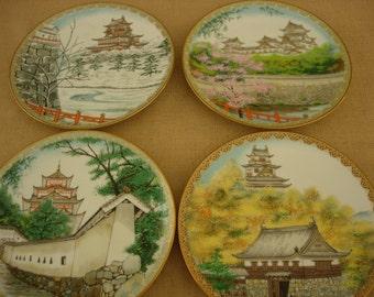 Noritake Four Seasons Plates