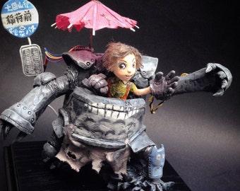 Totoro Mech