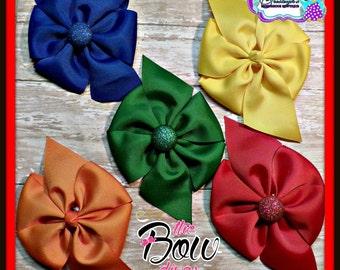 Primary Colors Pinwheel Set