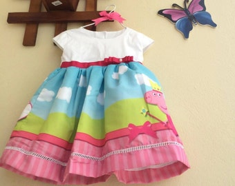 Peppa Pig dress Girl