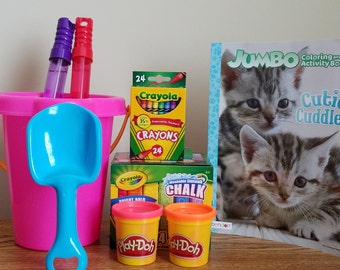 Toddler Activity Bucket