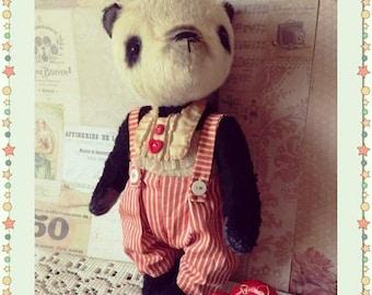Panda Bear Charlie.