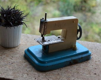 former child sewing machine