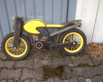 Wheel, motorcycle